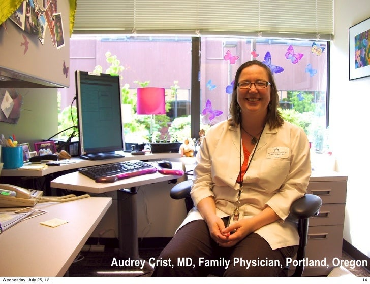 Audrey Crist, MD, Family Physician,