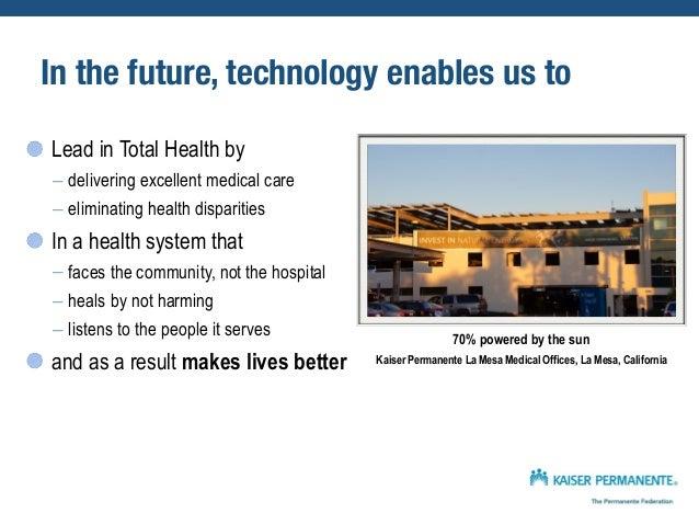 …deliver excellent medical care KP member US 90th % Source: Zhou YY, Kanter MH, Wang JJ, Garrido T. Improved Quality At Ka...