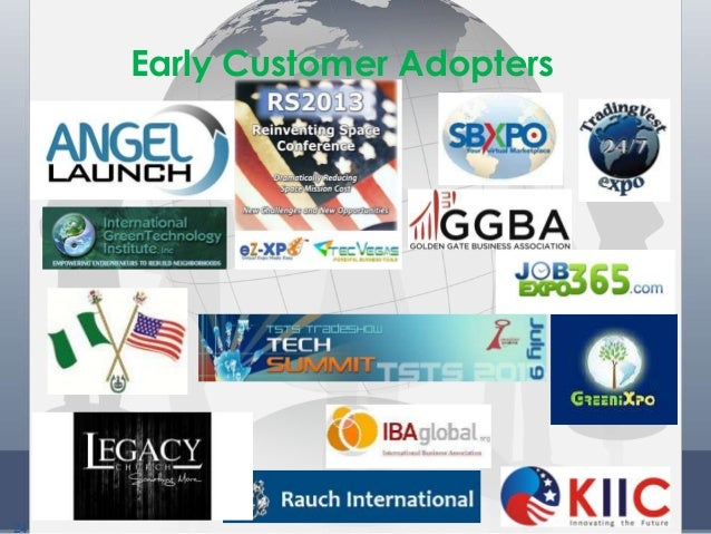 Early Customer Adopters 24