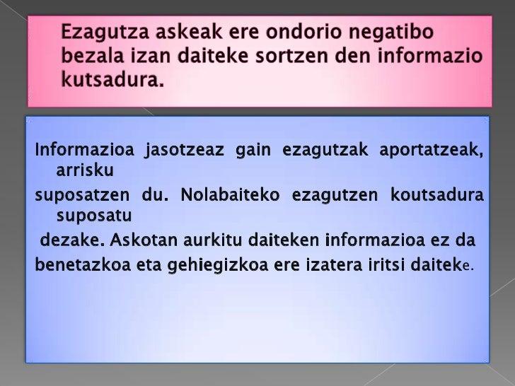 Ezagutza Askea Slide 3