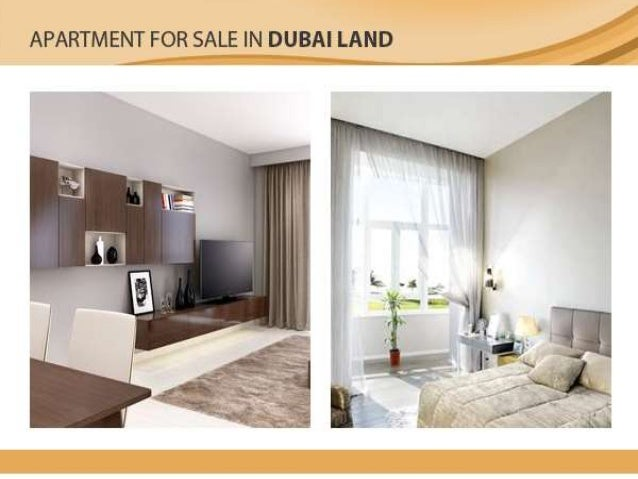 Apartment for sale in dubai land a unique and multi for Multi residential for sale