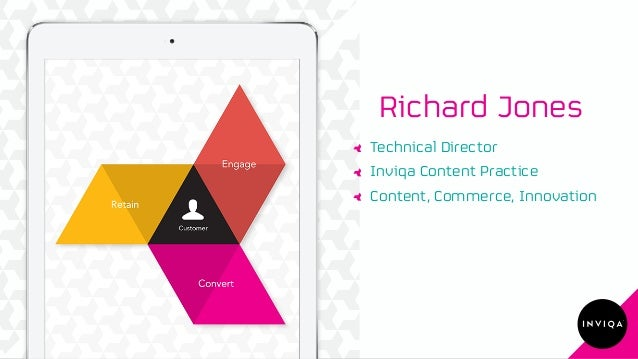 Architecting Your Content For the Unknown Consumer Slide 2