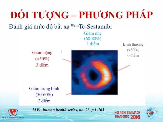 ĐỐI TƯỢNG – PHƯƠNG PHÁP IAEA human health series, no. 23, p.1-103 Bình thường (>80%) 0 điểm Giảm nhẹ (60-80%) 1 điểm Giảm ...