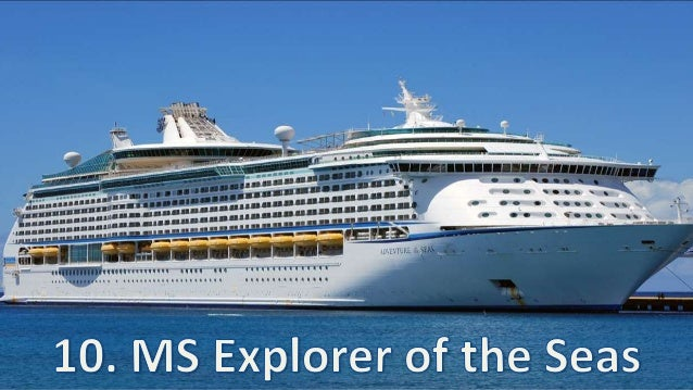 Ezra Lebourgeois - The 10 Biggest Cruise Ships in the World
