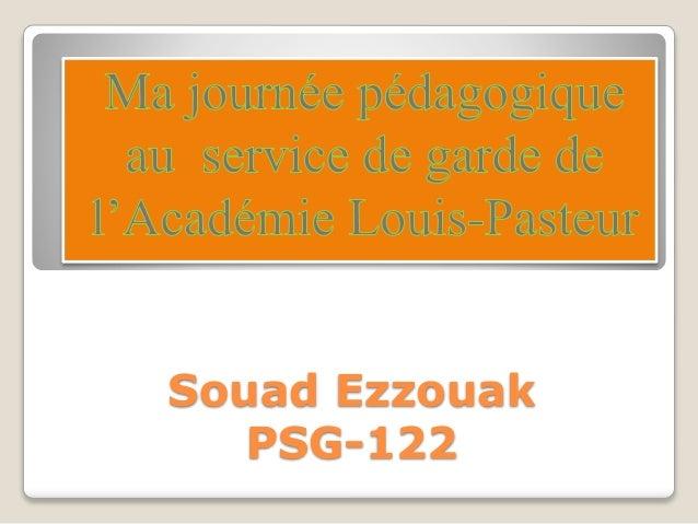 Souad Ezzouak PSG-122
