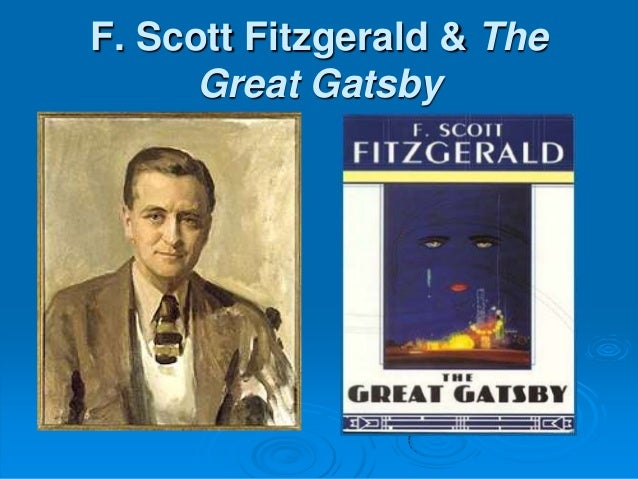 an analysis of the biographical influences of f scott fitzgeralds novel the great gatsby Critical insights: the great gatsby in-depth critical discussions of f scott fitzgerald's novel bolton complements this narrative analysis by analyzing not only.