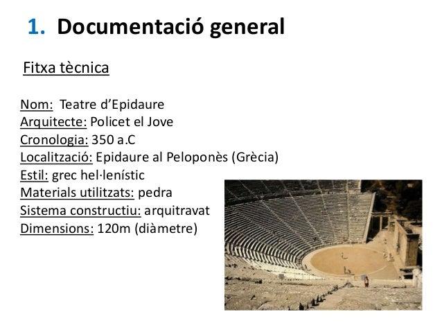F.4. teatre d'epidaudre Slide 2