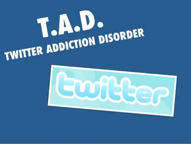 facebook addiction disorder Facebook has become so much a part of our life now that it's so prevalent across  the world with close to a billion users out there, one can easily throw a stone.