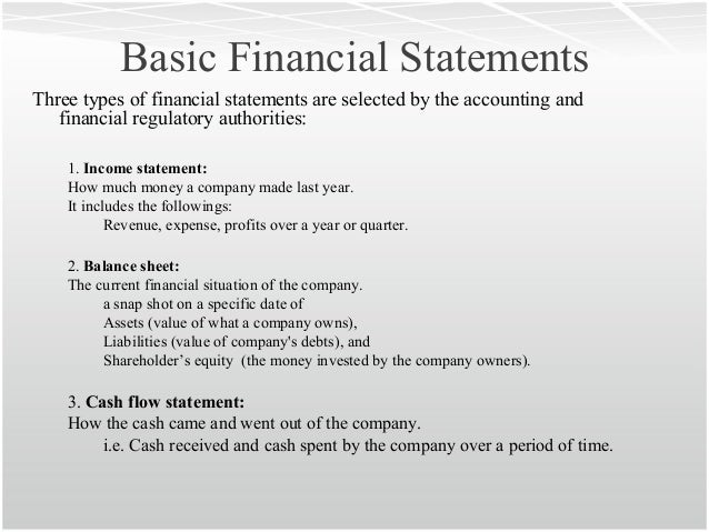four types of financial statements Financial statement types » four types of financial statements polyvore.