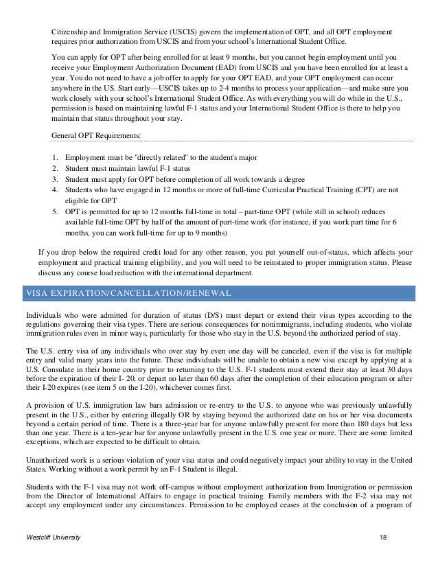 West cliff university student handbook rules established by the us 18 altavistaventures Choice Image
