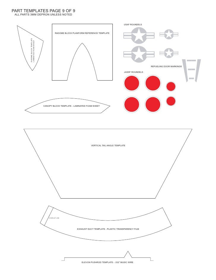 F 22 for edf-40 plans and assembly guide v1[1]