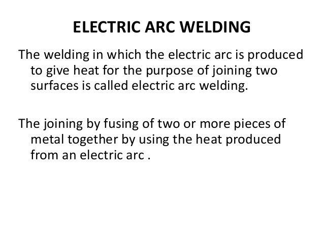 Ppt presentation of welding.