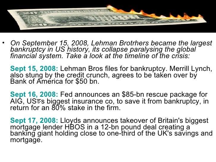 financial crisis - 139.0KB