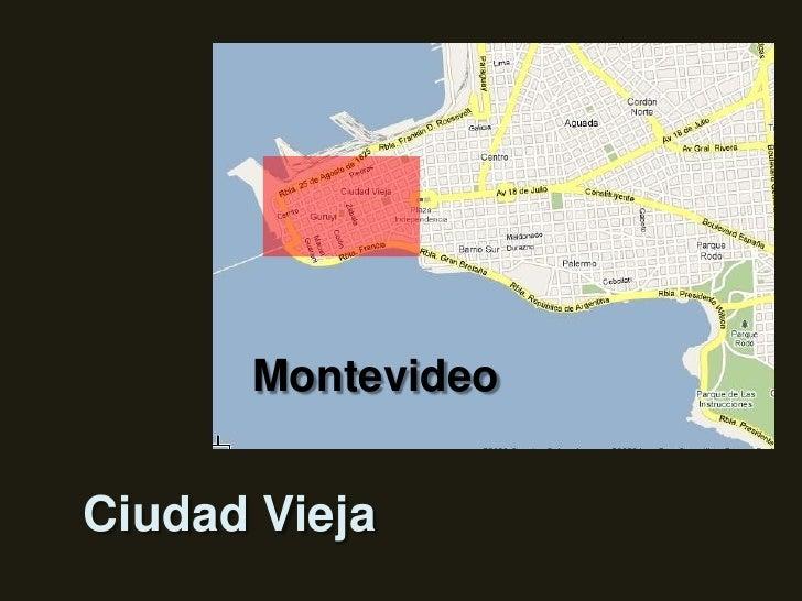 Montevideo<br />Ciudad Vieja<br />