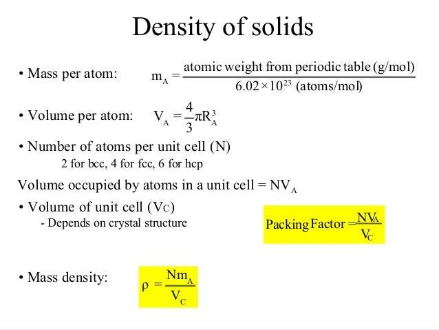 Crystalstructure densities urtaz Images