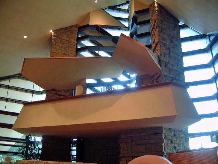 F.L.Wright's masterpieces - Oeuvres de l'architecte Frank Lloyd Wright Slide 3