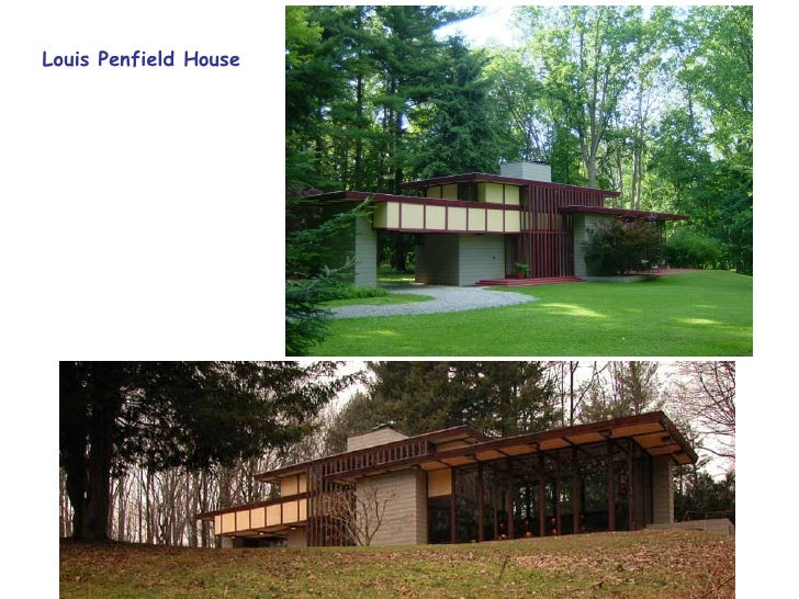 Louis Penfield House