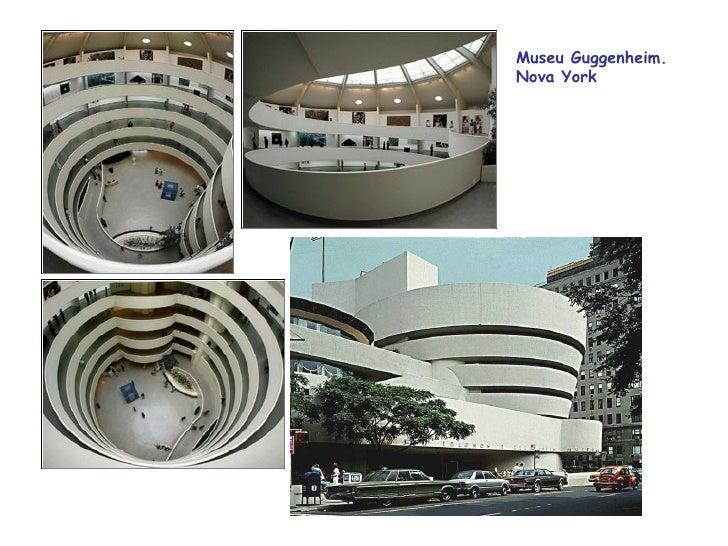 Museu Guggenheim. Nova York