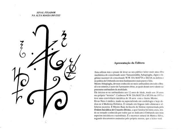 F Rivas Neto - Exú o Grande arcano