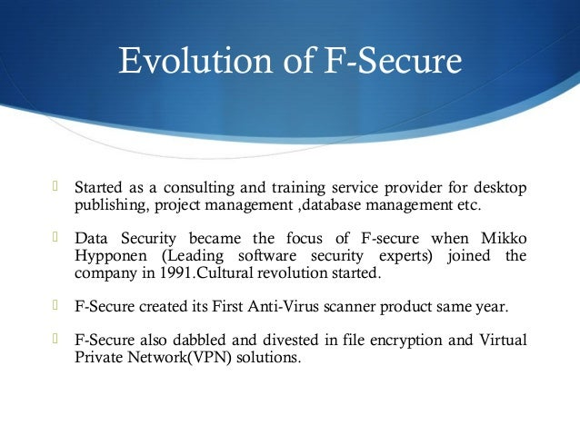 f secure corporation software as a service saas in the security solutions market The messaging security market is segmented on the basis of solution, mode of communication, deployment mode, and verticals solutions are categorized into content filtering, data loss prevention, email encryption, anti-spam, and anti-malware.