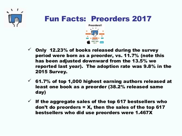 2017 smashwords survey of ebook trends and data preorder usage of top 1000 bestselling titles fandeluxe Choice Image