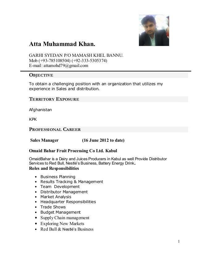 Atta Muhammad Khan. GARHI SYEDAN P/O MAMASH KHEL BANNU. Mob (+93-785108504) (+92-333-5305374) E-mail: attamohd79@gmail.com...