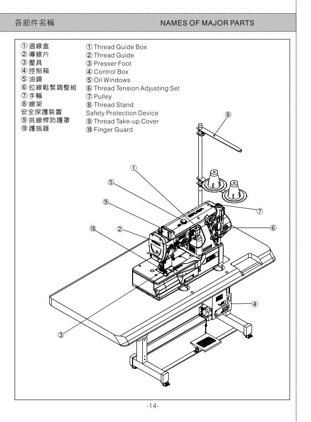 F007 K F007kd Instruction Book