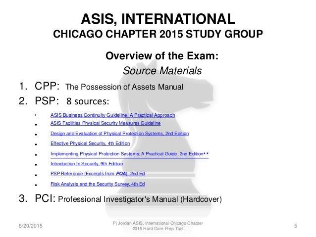 2019 ASIS-PSP exam torrent & ASIS ASIS-PSP study guide ...