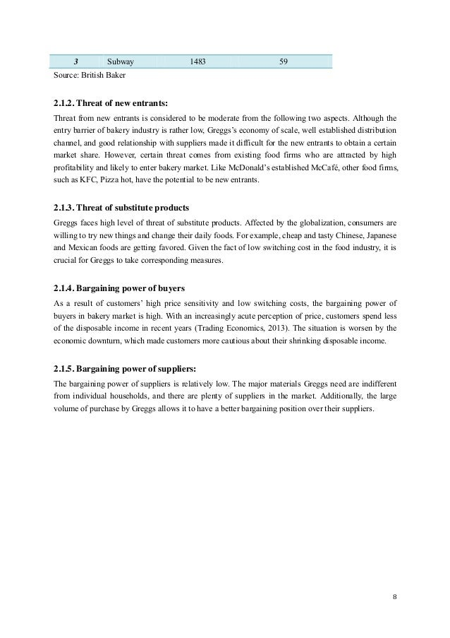 financial analysis on greggs essay Below is an essay on greggs from anti essays,  sources and uses of finance in greggs plc  best buy business analysis example of master resource list.