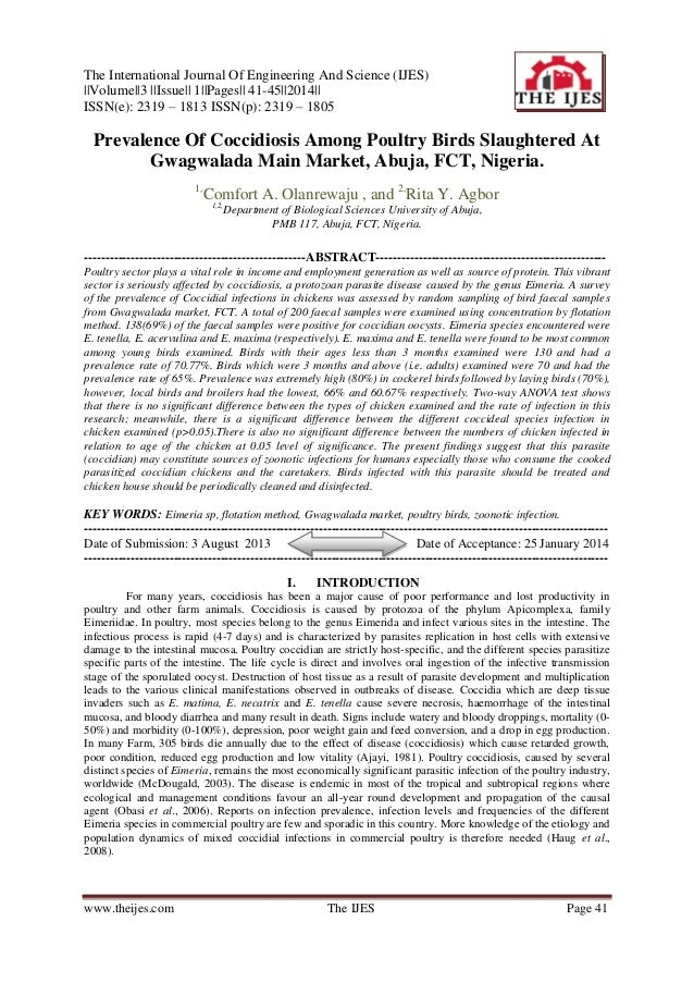 The International Journal Of Engineering And Science (IJES) ||Volume||3 ||Issue|| 1||Pages|| 41-45||2014|| ISSN(e): 2319 –...