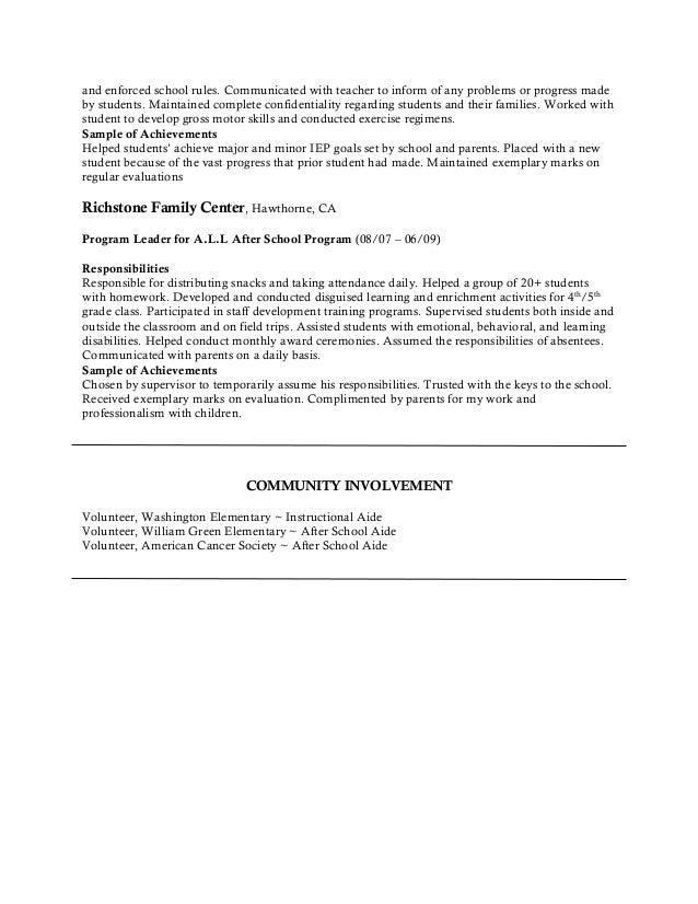 Wgu Resume