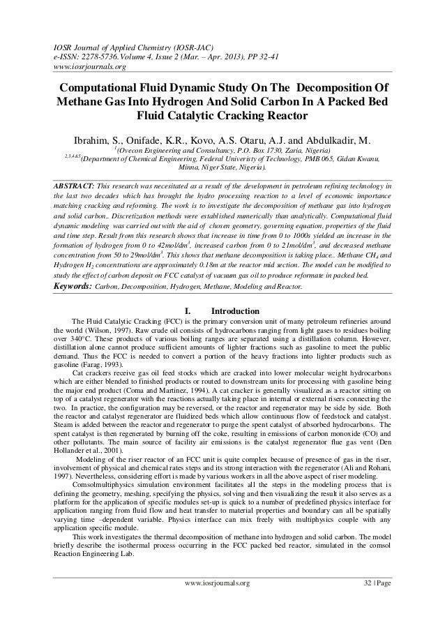 IOSR Journal of Applied Chemistry (IOSR-JAC) e-ISSN: 2278-5736.Volume 4, Issue 2 (Mar. – Apr. 2013), PP 32-41 www.iosrjour...