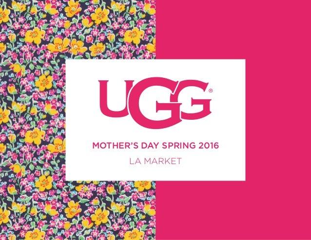 MOTHER'S DAY SPRING 2016 LA MARKET