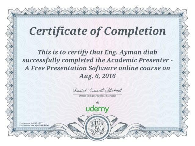 academic presenter a free presentation software