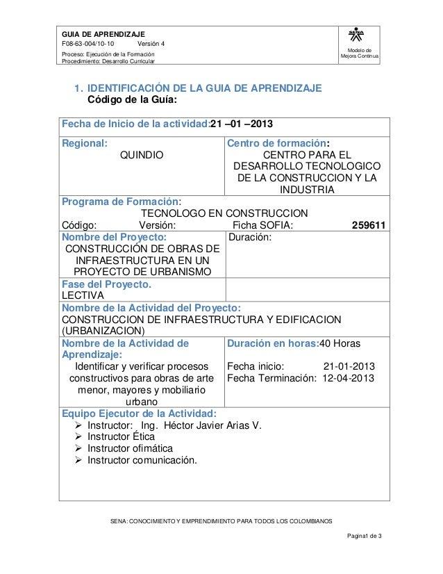 GUIA DE APRENDIZAJEF08-63-004/10-10             Versión 4                                                                 ...