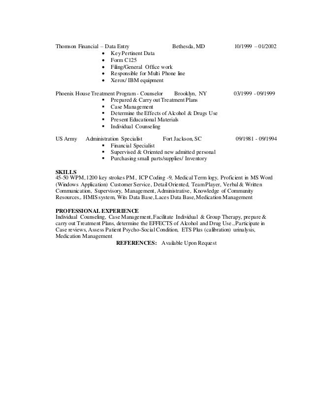 Claudette Resume revision 2