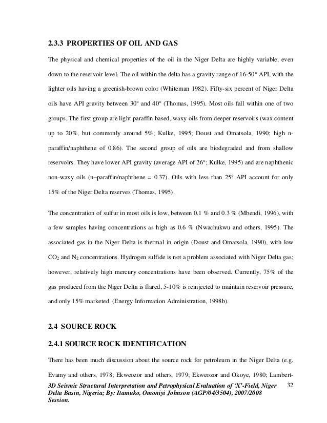 niger delta basin pdf