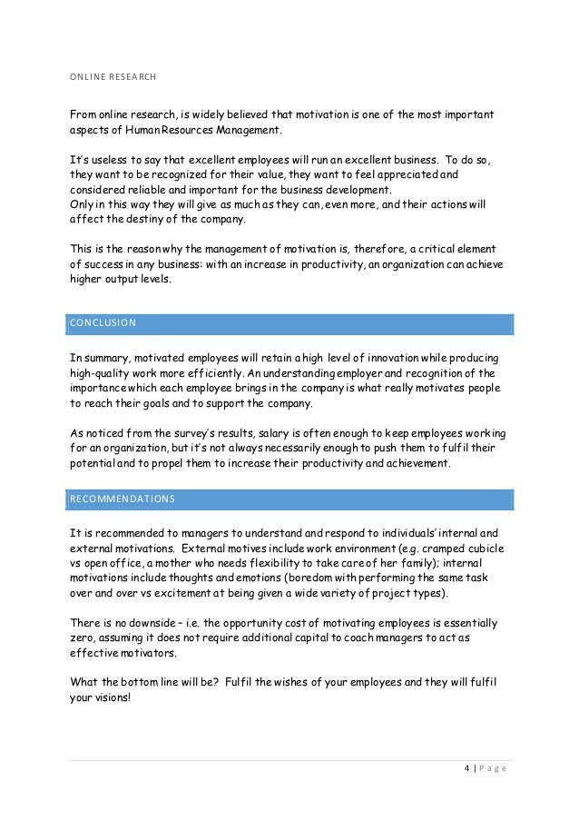 motivation report Mq motivation questionnaire motivation report powered by tcpdf (wwwtcpdforg) report for john smith date: jan 26 2015.