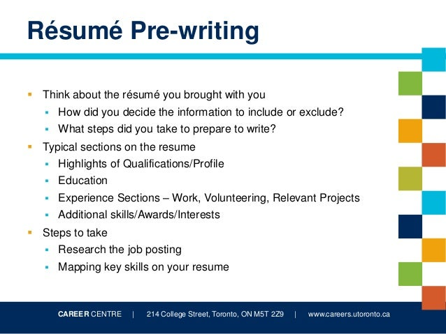University of toronto career centre resume top annotated bibliography writing for hire for mba