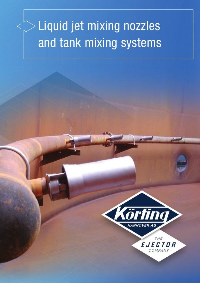 Liquid jet mixing nozzles and tank mixing systems
