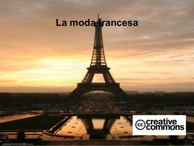 La moda francesa