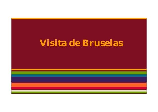 Visita de Bruselas
