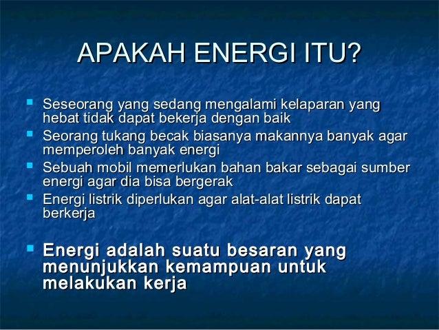 Apa Yang Dimaksud Dengan Energi Listrik - Berbagi Cara