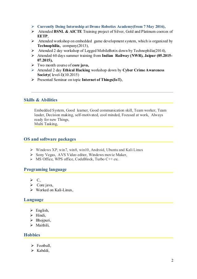 Akash Resume