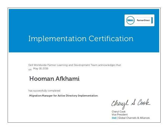 Dell Certification Imagenesmy