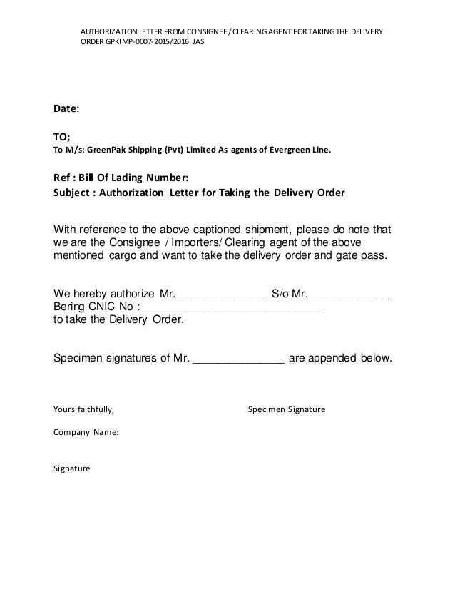 Letter of signature authority dolapgnetband letter of signature authority spiritdancerdesigns Choice Image