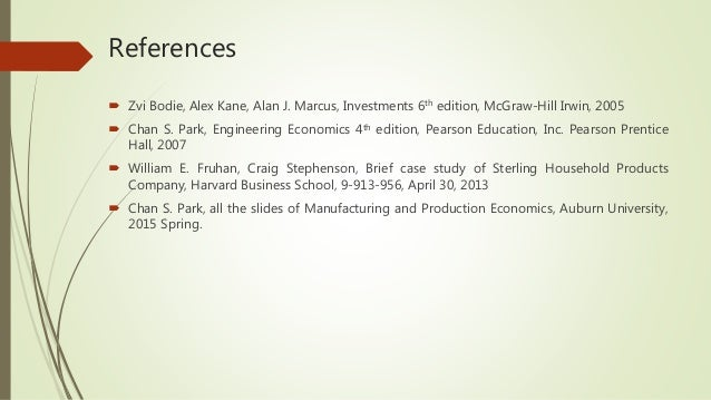 Business Case-Study Essay