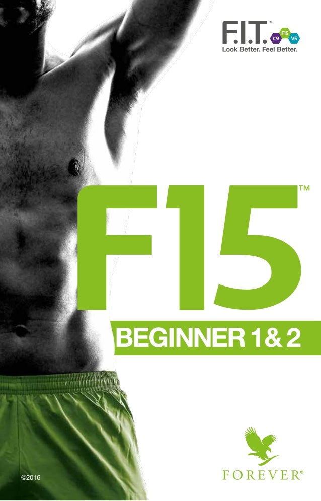 F15 booklet - Forever Living Products