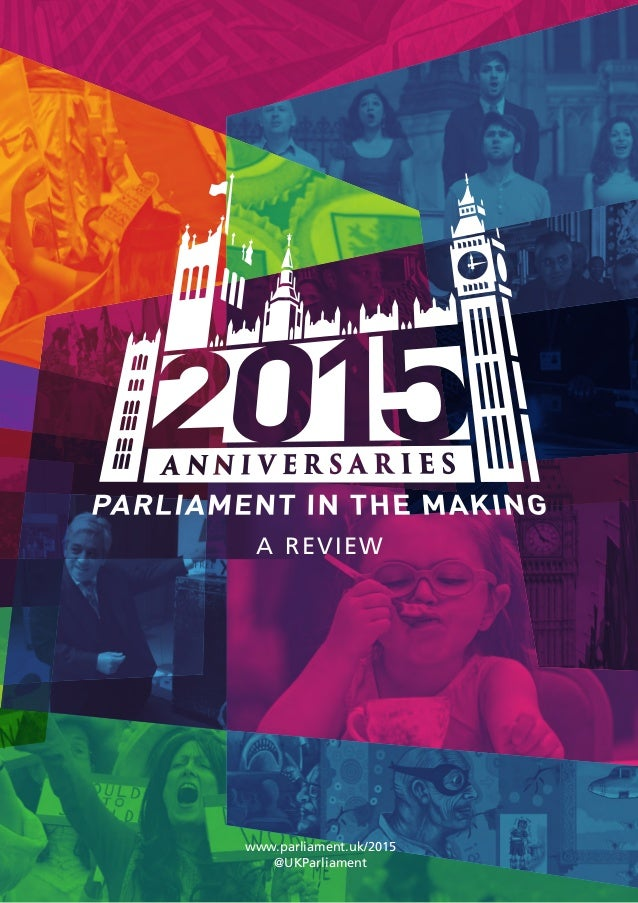 Parliamentuk 2015 UKParliament A REVIEW
