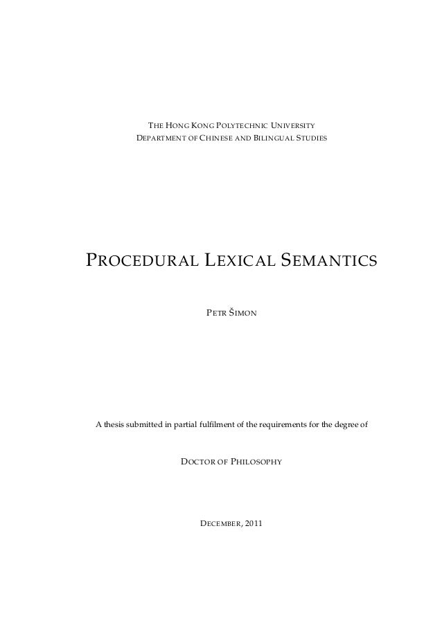 Simon ingram doctoral thesis